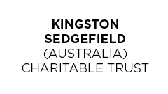Kingston Sedgefield (Australia) Charitable Trust