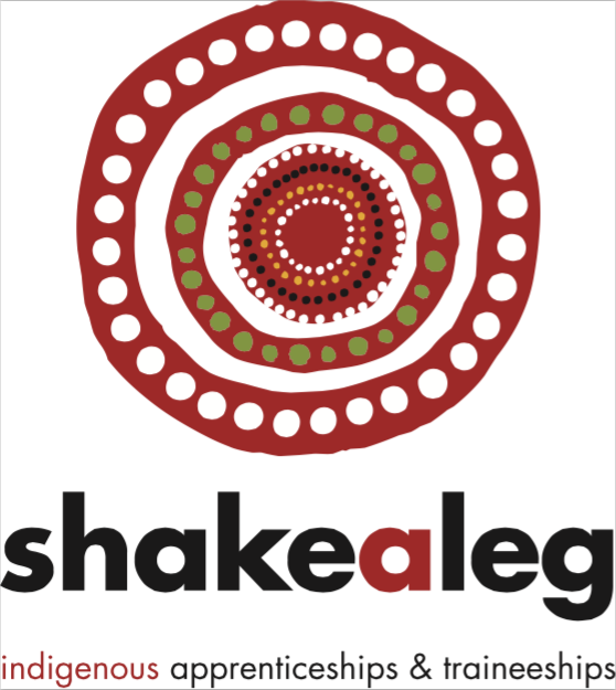 Shake A leg Logo
