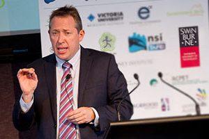 CEO @nicholas_wyman awarded @fulbrightSchlrs to Research #VET @ausAmFullbright