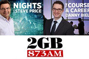 @nicholas_wyman talks #relevant education and #apprenticeship with @StevePriceMedia on #2GB