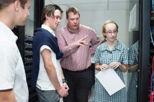 Media Release – More P-TECH Schools to Be Added to Innovative Education Pilot