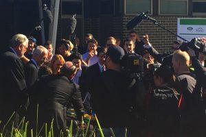 PM heads back to Western Sydney