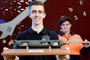 'Building a Next Generation Defence Workforce' – The Advertiser, Adelaide