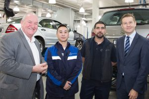 Automotive Apprentices with a Bright Future #SkillingAUS