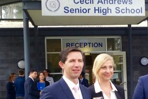 Innovative P-TECH Education Model Extended to Western Australia