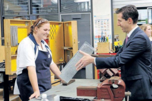'Hunter home to aero school' – Newcastle Herald, Newcastle NSW