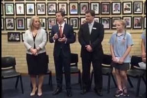 Australias Education Minister announces further expansion of P-TECH in Australia