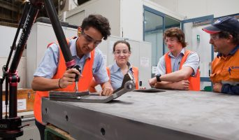 Century Engineering hosts site visit