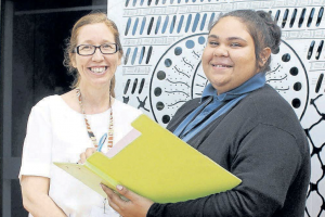 'Taking Steps to a New Career' – Redland City Bulletin, QLD