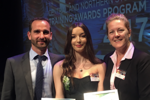 2016 Citi New Recruits graduate recognised for achievements