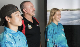 'Setting Sail for Work' – Territory Q Magazine, Northern Territory