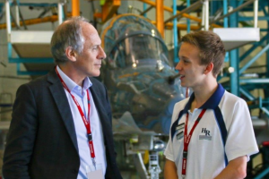 'Stealth fighter approach to STEM learning – futureproofing students' – The Australian, Online