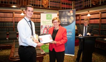 'Local apprentice off to US' – South Coast Register