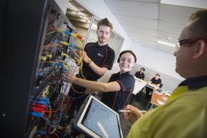 'Trades Tap Into Technology' – Townsville Bulletin