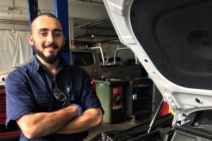 Job-readiness program revs up Philip's career