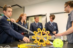 'P-TECH Courses Prepare Students for Occupations of the Future'- The Australian